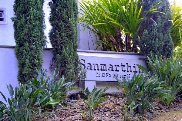 Edificio Sanmarthin PH